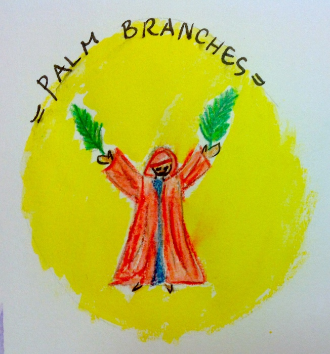 palm branches